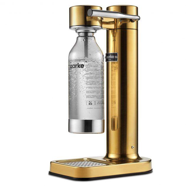 Machine à soda Aarke Carbonator II Brass