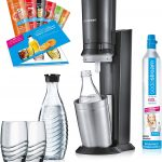 [Black Friday 2019] Promopack Titan Sodastream Crystal 2.0 à 155€95
