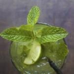 Recette du Mojito avec eau gazeuse et alcool