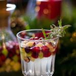 Recette de la Sangria blanche gazeuse sans alcool