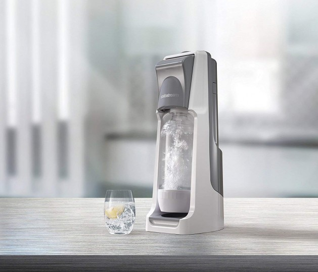 Photo d'une machine à soda Sodastream Cool (Titan)