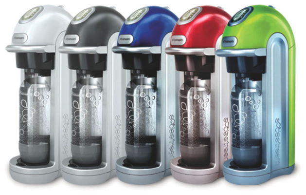 Sodastream Fizz : couleurs