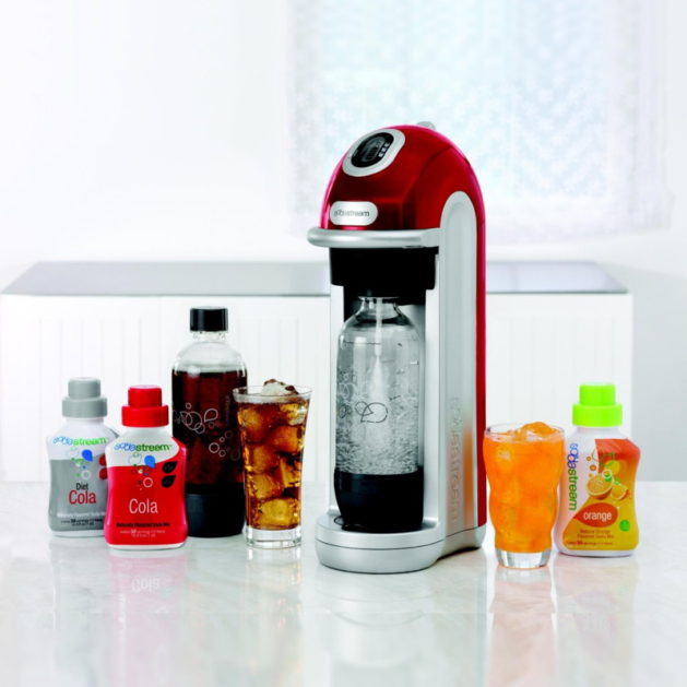 Photo d'une machine à soda Sodastream Fizz