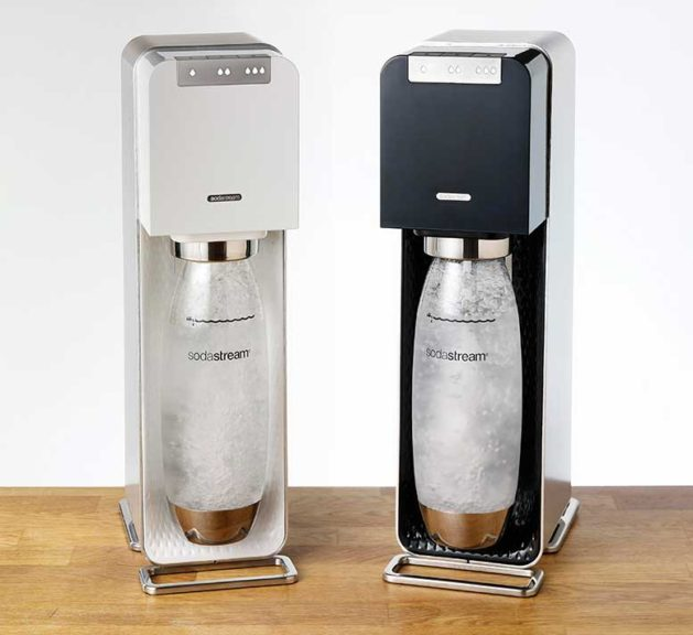 Sodastream Source Power : deux coloris