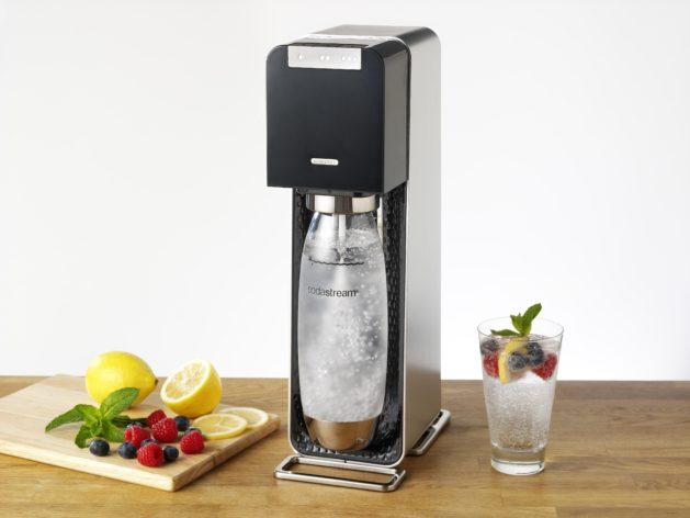 Photo d'une machine à soda Sodastream Source Power