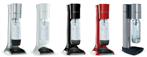 Wassermaxx Trend : couleurs disponibles